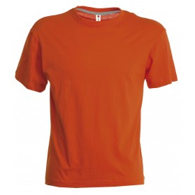 T-SHIRT GIROCOLLO 150gr. SUNSET PAYPER